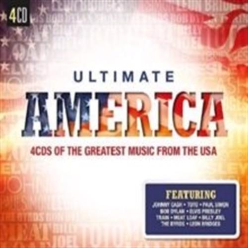 Image of Ultimate... America (0889853012923)