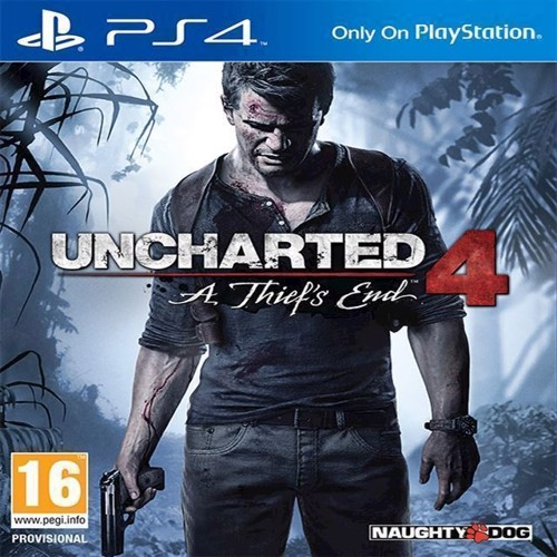Image of Uncharted 4 A Thiefs End Nordic - PS4 (0711719454618)