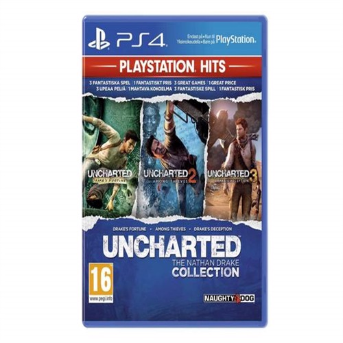 Billede af Uncharted: The Nathan Drake Collection (Playstation Hits) (Nordic) - PS4