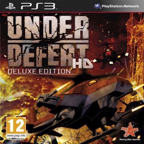 Image of   Under Defeat HD Deluxe Edition - PS3