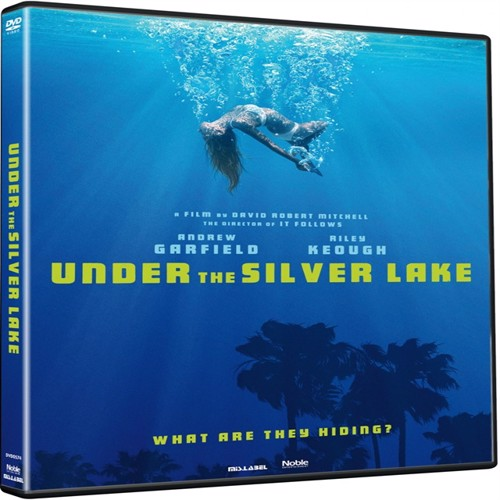 Image of Under The Silver Lake, Blu-Ray (5705535063500)