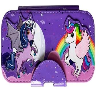 Image of Unicorn Friends Travel Play Case Switch Lite - Nintendo Switch (5060176365353)