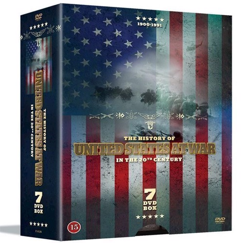 Image of United States at War 7disc DVD (5709165922022)