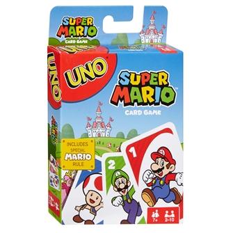 Image of UNO Mario Kart (0887961331240)