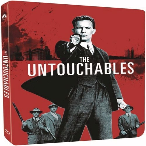 Image of Untouchables, The Steelbook Blu-Ray (7340112742867)