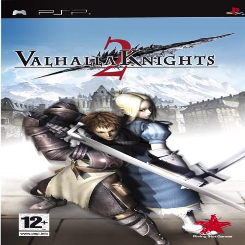 Image of Valhalla Knights 2 Sony Psp