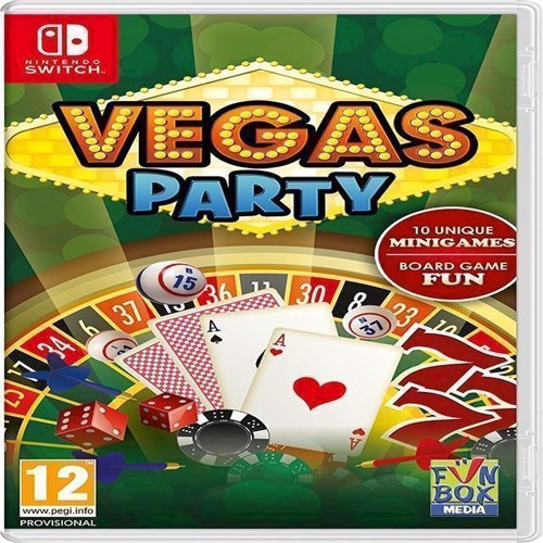 Image of   Vegas Party