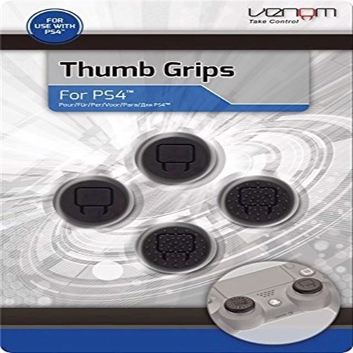 Image of Venom - Thumb Grips Playstation 4 - PS4 (5031300028536)