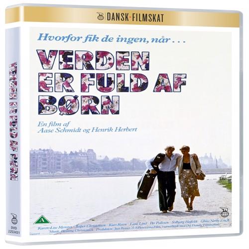 Image of Verden Er Fuld Af Børn - DVD (5708758704007)