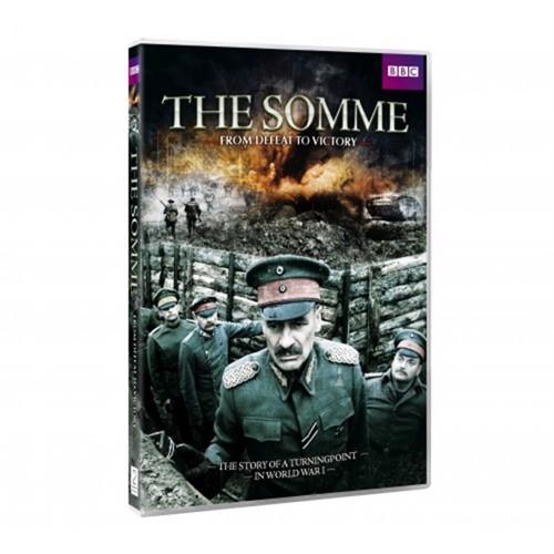 Image of Verden Og Somme 1916 - DVD - DVD (5709165501326)