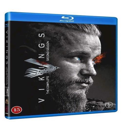 Image of Vikings Sæson 2 Blu-ray (5704028504933)
