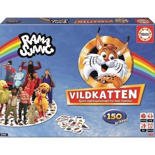 Image of Vildkatten, Ramasjang 709 (8412668175433)