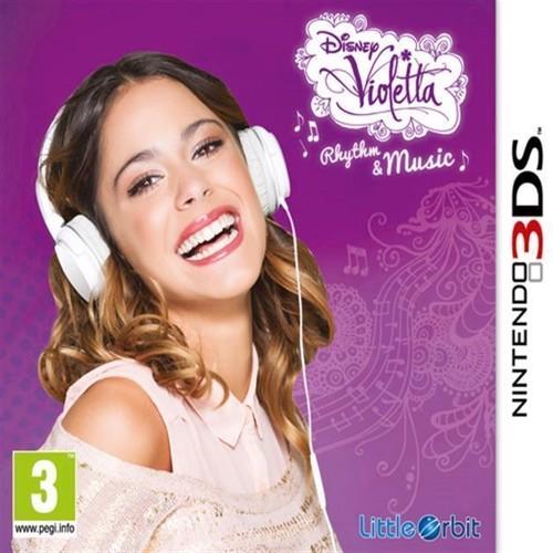 Image of Violetta Rhythm Music - Nintendo DS