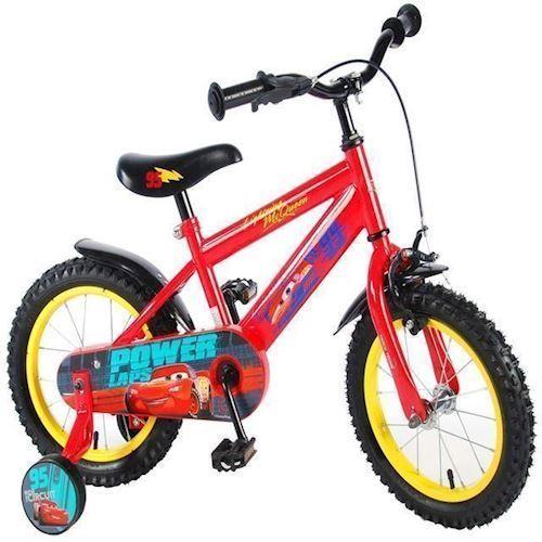 Image of   Børnecykel, Disney Cars, 14 tommer
