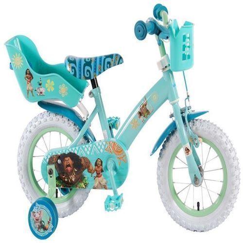Image of   Børnecykel, Disney Vaiana, 12 tommer