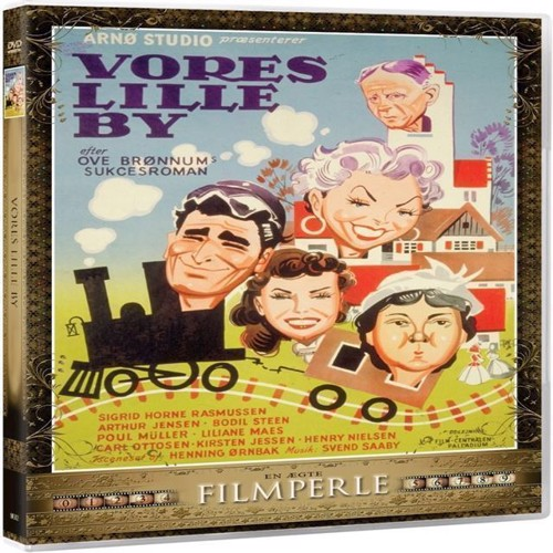 Image of Vores Lille By DVD (5709165045226)