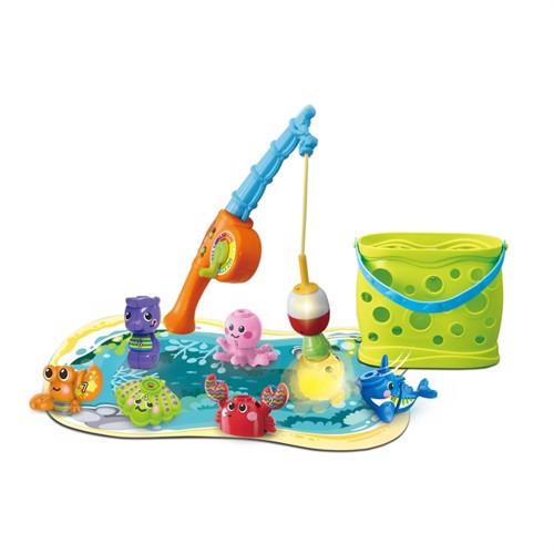 Image of VTech Fishing Fun Playset (3417765305238)