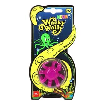 Image of Wacky Wally Neon, væg kravler (8712118100412)