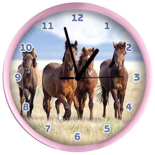 Image of Ur med heste 25 cm (8719323683044)