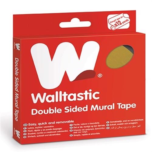 Image of Walltastic Dobbelt Klæbende Tape Til Tapet (5060107040748)