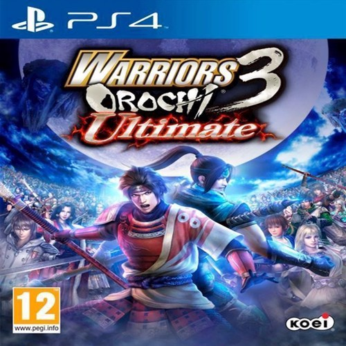 Image of Warriors Orochi 3 Ultimate - XBOX ONE (5060327531644)