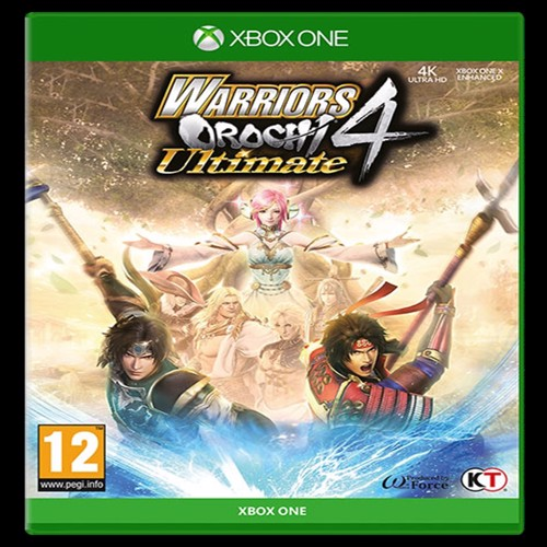 Image of Warriors Orochi 4 (Ultimate Edition) Xbox One (5060327535871)