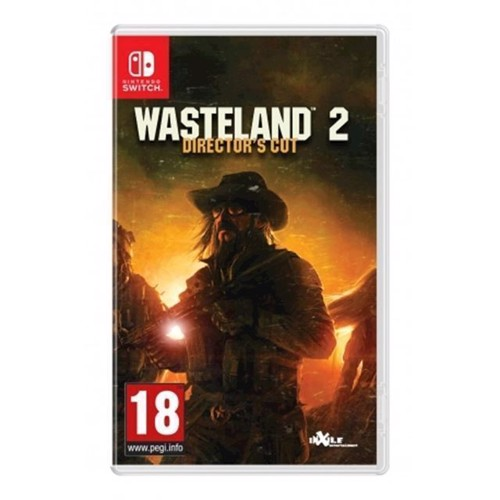 Image of Wasteland 2 Directors Cut Edition - PS4 (4020628841706)