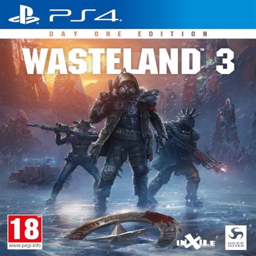 Image of Wasteland 3 (Day One Edition) - PS4 (4020628733575)