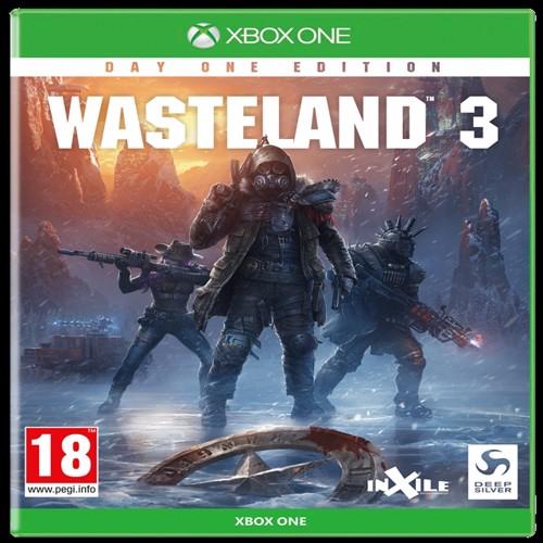 Image of Wasteland 3 (Day One Edition) - Xbox One (4020628733568)