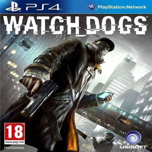 Image of Watch Dogs (Nordic) - PS4 (3307215732700)