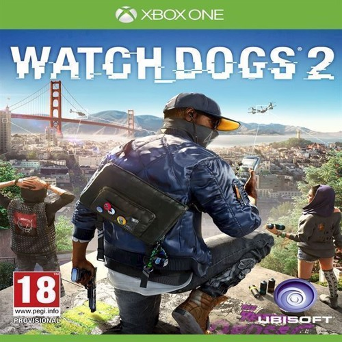 Image of Watch Dogs 2 Nordic - XBOX ONE (3307215973622)