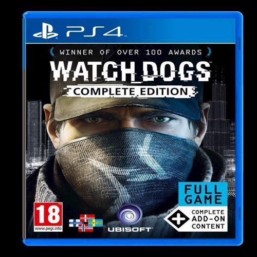 Image of Watch Dogs Complete Edition Nordic - XBOX ONE (3307215886519)