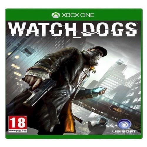 Image of Watch Dogs Nordic - XBOX ONE (3307215733097)