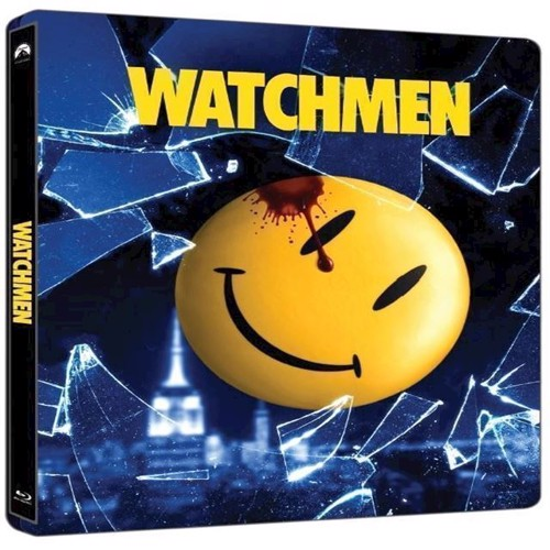 Image of Watchmen Limited Steelbook Blu-Ray (7340112742874)