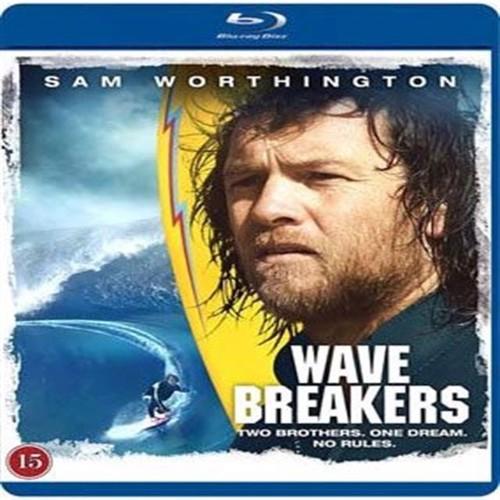 Billede af Wave Breakers Blu-Ray