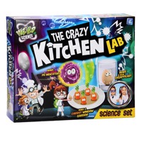 Glowing science crazy kitchen