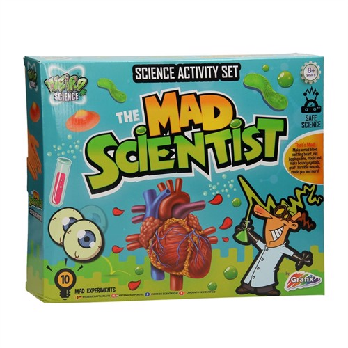 Image of Weird Science Craftkit
