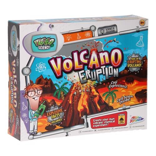 Image of Weird Science Vulkan I Udbrud