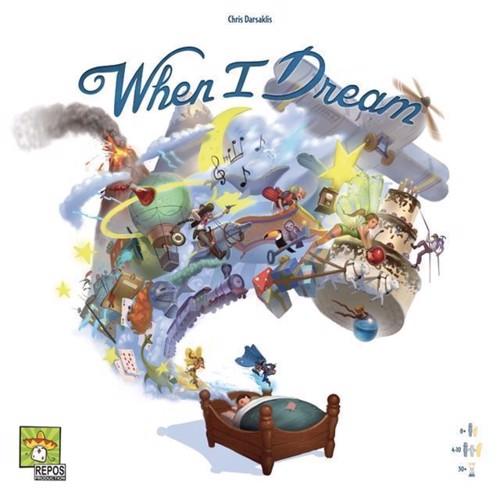 Image of When I Dream, Spil, Dansk (5425016921982)