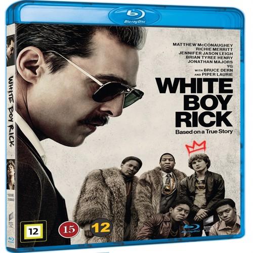 Image of White Boy Rick Blu-ray (7330031006430)