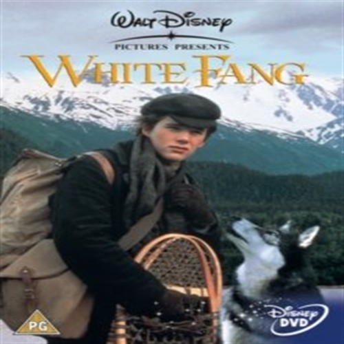 Image of White Fang - DVD (5017188885973)