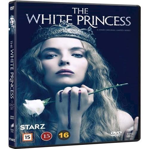 Image of White Princess, The DVD (7330031004177)