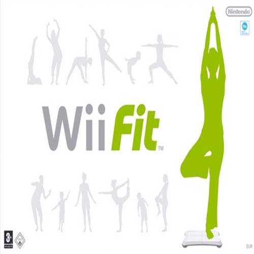 Image of Wii Fit (Solus) Nintendo Wii (0045496365448)