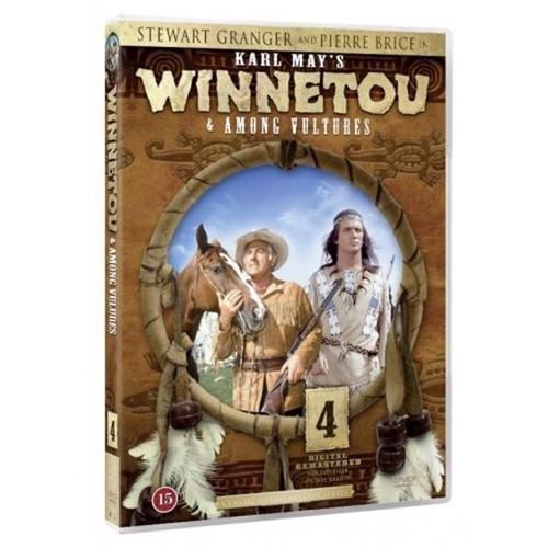 Image of Winnetou Among Vultures DVD (5709165101120)