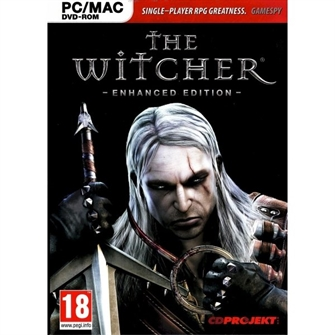 Image of Witcher Enhanced Edition - PC (3546430140215)