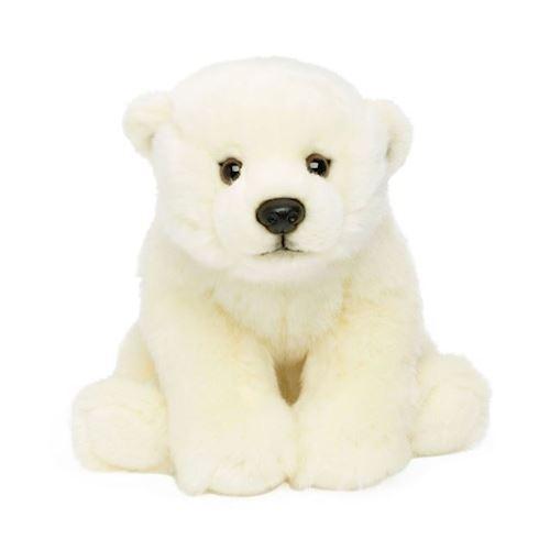 Image of WWF Bamse, Isbjørnen floppy 23 cm