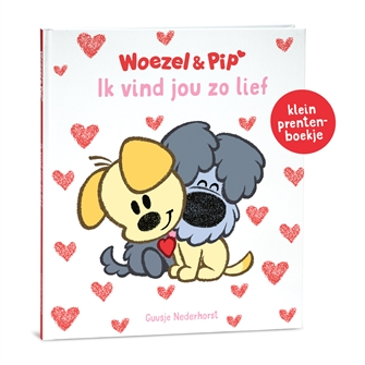 Image of Woezel Pip - I think you are so sweet (9789079738809)