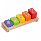 Wonderworld 1-5 Counting and Stacking