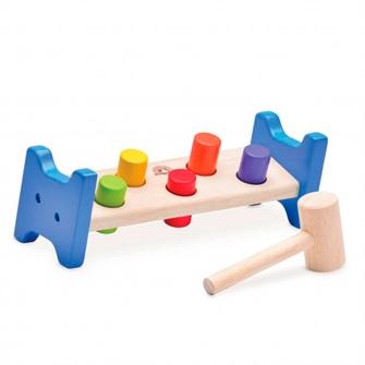 Andreu Toys WED-3089 Wonder World Hammer Bench