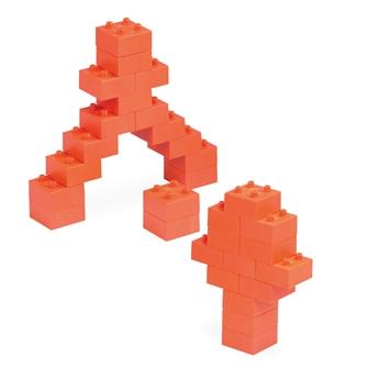 Image of Wonderworld kuglebane, byggeklodser 30 dele (8851285170122)